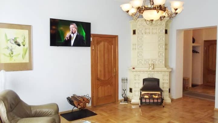 Amber Apartment Riga in the city center