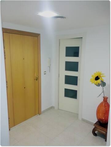 Acogedor apartamento en el Casco Histórico, 80m2.