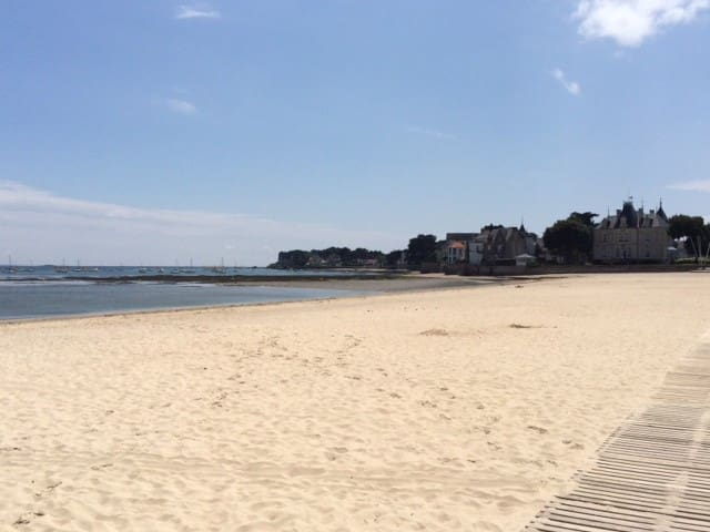 Chambre au calme tout à pied (plage, port, marché) - Le Pouliguen - Talo