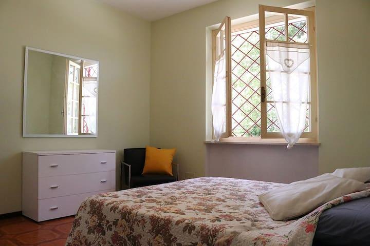 Casa Florin soggiorno immerso nella natura