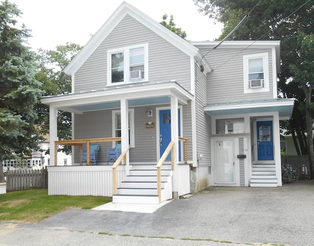 Camden Cottage for your Best Vacation Evah! - Old Orchard Beach - Huis