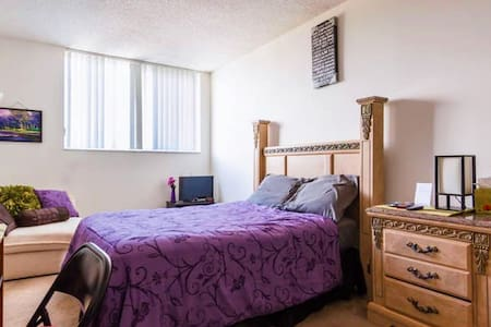Cozy Spacious Room Great Host, Convenient Location - Fort Lauderdale - Kondominium
