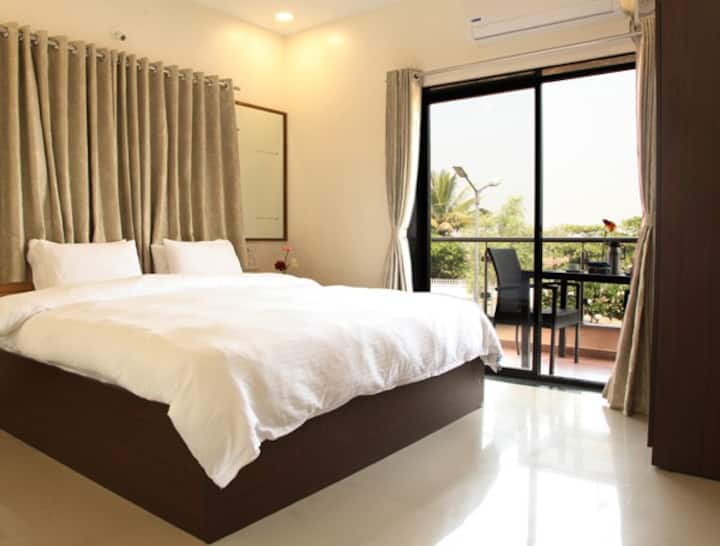 Premium 2BHK Service apartment in Shirdi