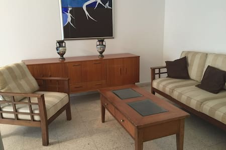 WINTER OFFER for Huge flat in Larnaca - Larnaca - Apartemen