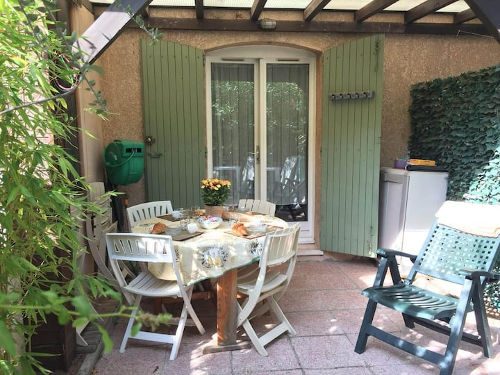 Maison individuelle T2 à Ste Maxime proximité mer