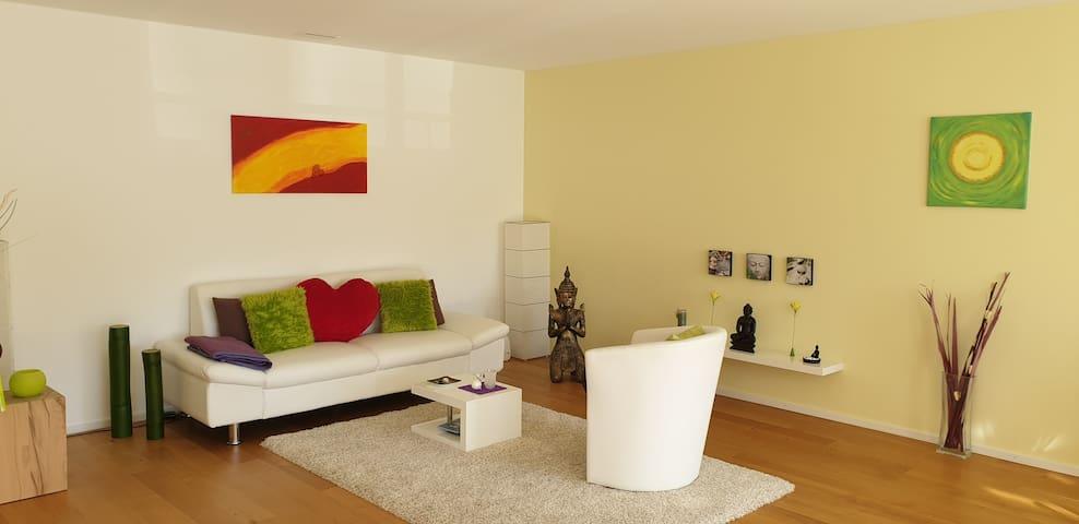 Grosse moderne sehr schöne 2 1/2 Zimmerwohnung
