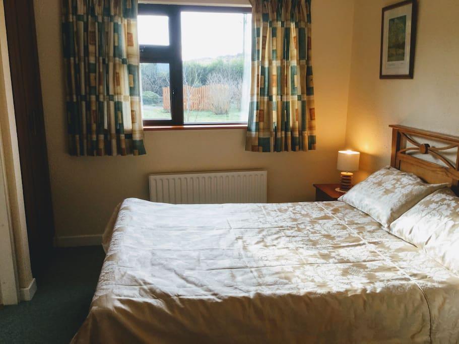 warm cosy bedroom