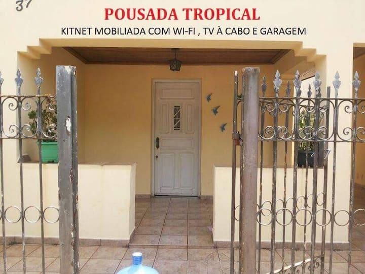 Kitnet Pousada Tropical Jaú