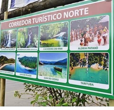 Chalé Paraty- Sertão do Taquari