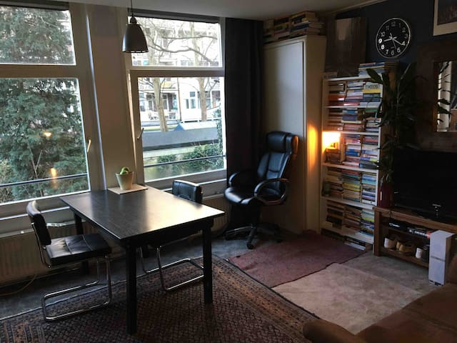Cosy apt. on a perfect location in The Pijp (AMS)
