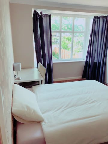 HJ Home Large beautiful double room