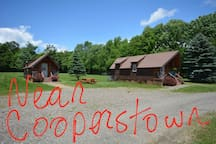 Peaceful, Private and Close to Cooperstown