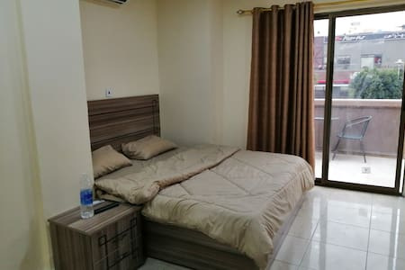 Furnished private room at City center oppsite kfc