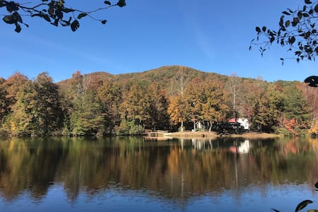 TLC: The Lake Cottage