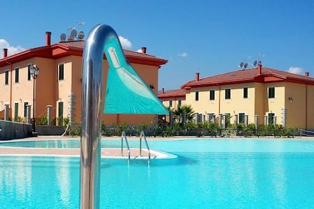 Rossano Acquapark Afrodite 7/8posti - Fermata Toscano-nubrica