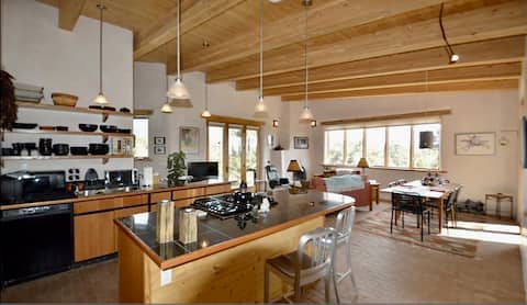 """Rustic Mountain Luxury """"Where East Meets West"""""""