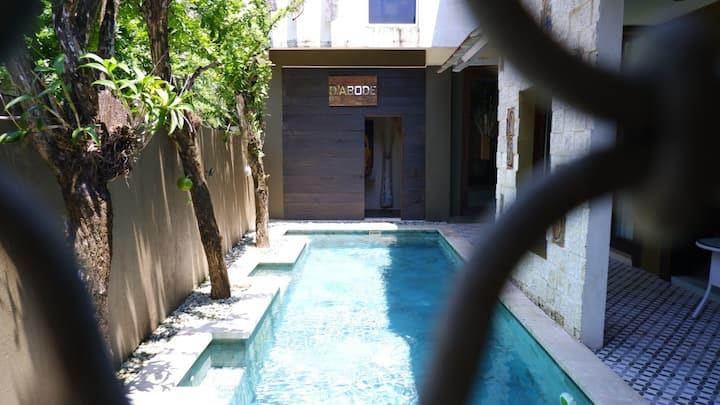 Luxurious 2BR private Villa on Sanur Beach Side