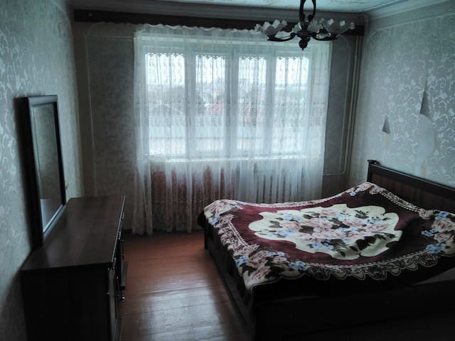 4 rooms apartment in 5th floor in Bakikhanov
