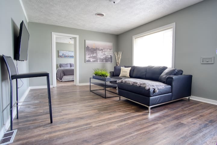 Perfect 2BR Apt, Close to it ALL, Everything New!
