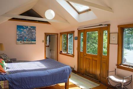 Damariscotta River Cottage Hideaway - Edgecomb - Guesthouse