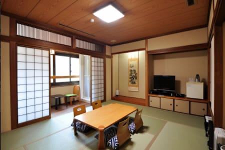 5min->JROboke Sta/JPN 10 tatami-room+meals/NoSmoke