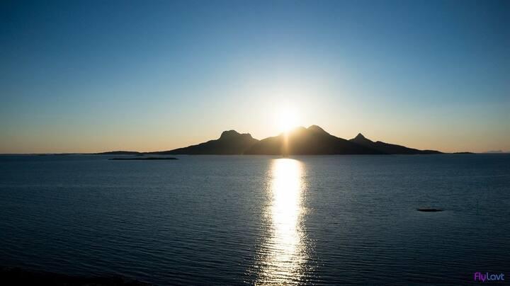 Cabin in the heart of Bodø/Lofoten!
