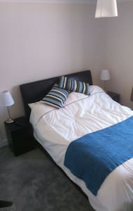 Private room with ensuite - Ratby - Ratby - Σπίτι