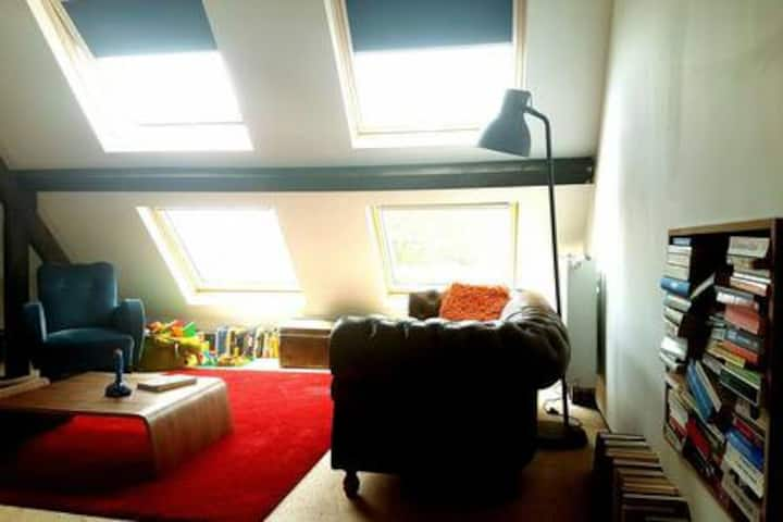 Your professional alternative stay in Kortrijk
