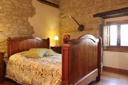 Habitación cama barco, en Casa Rural FERNANDOEGEA