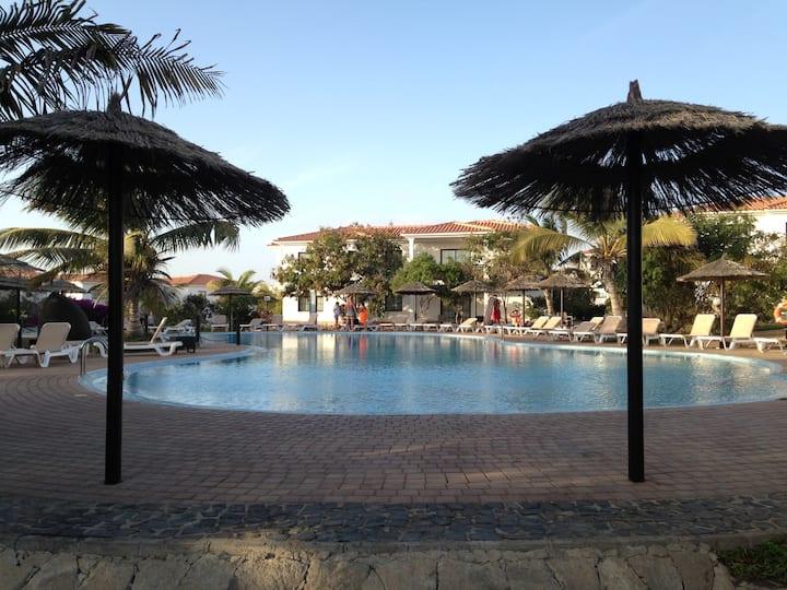 Paradis entre piscine et Océan