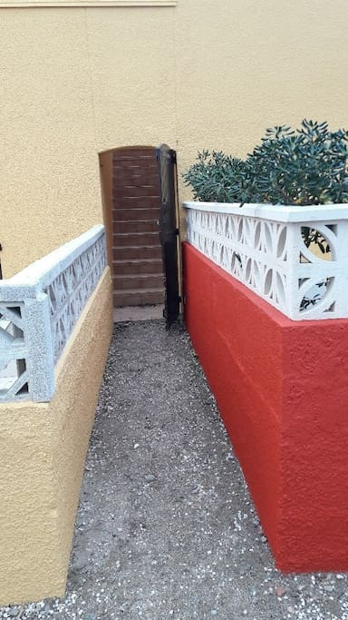 L'escalier privatif