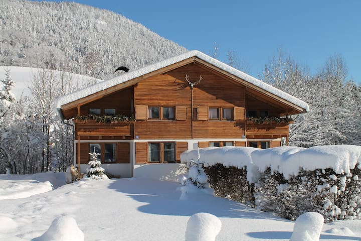 Chalet am wilden Kaiser - Kirchdorf in Tirol - Townhouse