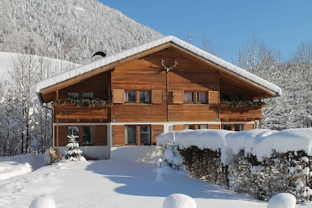 Chalet am wilden Kaiser - Kirchdorf in Tirol - 连栋住宅