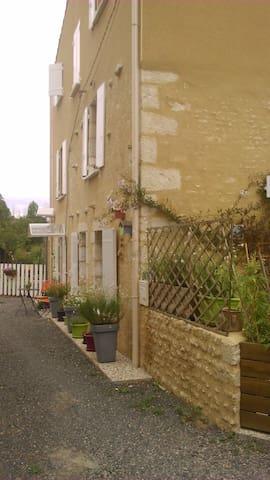 Maison de campagne en ville - Fontenay-le-Comte - タウンハウス