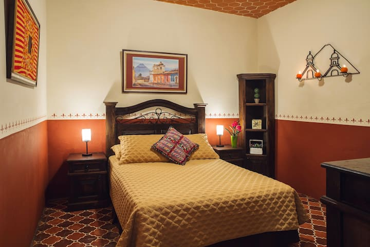 Family Suite in the center of Antigua Guatemala