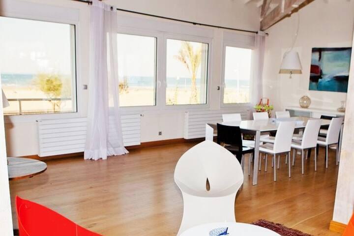 Villa JAIZKIBEL face à l'océan