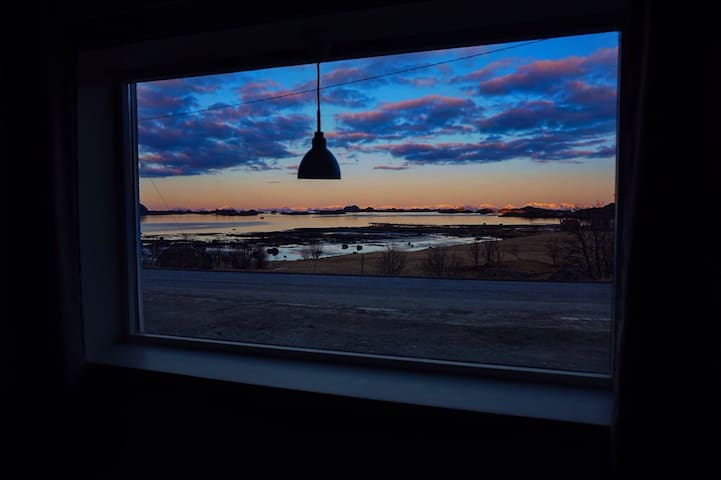 Apartment for rent in Lofoten. - Sennesvik - Lägenhet