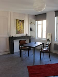 studio 32 m2 hyper centre ville dans rue piétonne - 샬롱앙샹파뉴(Châlons-en-Champagne)