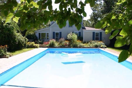 Private Pool, Roomy 4 Bdrm family vacation home - Dennis