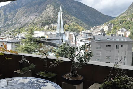Comfortable room in the center - Escaldes-Engordany - Apartamento