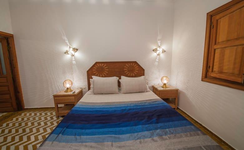 chambre de luxe double Mandriya
