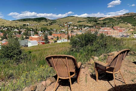 Gold Camp Overlook - RV Camp Spot in Cripple Creek