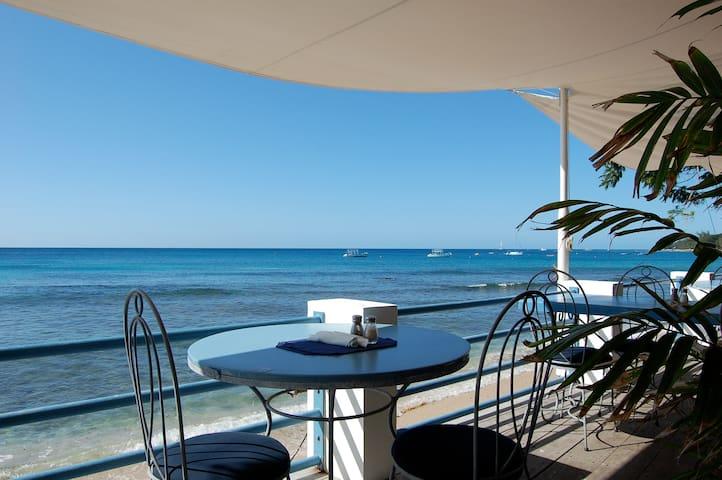 The Beach House (adjoins pool)