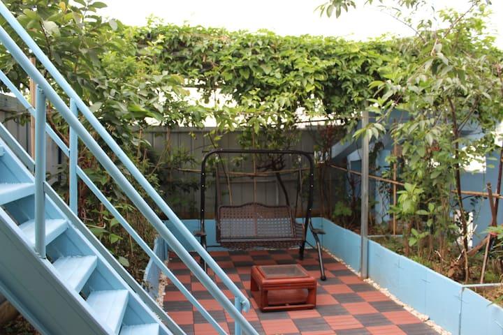 花园小楼(免费厦门北站、厦门站、机场接送) - Zhangzhoushi - Appartement