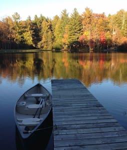 Serene Lakefront Property - Хендерсонвилл - Дом