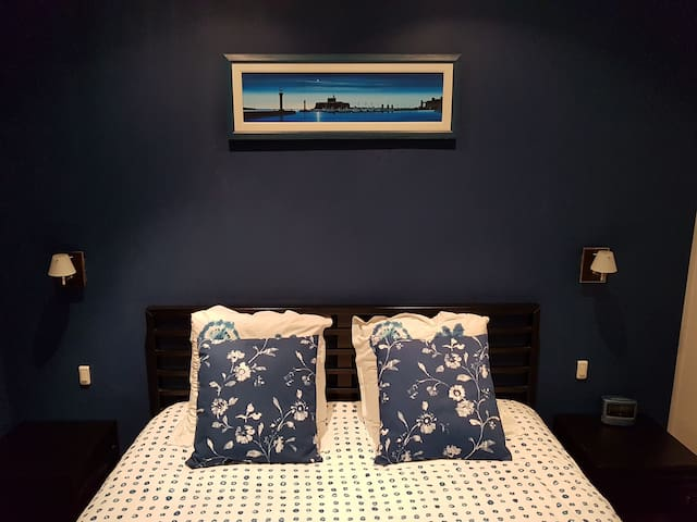 Chambre 1 (Bed 160 x 200)