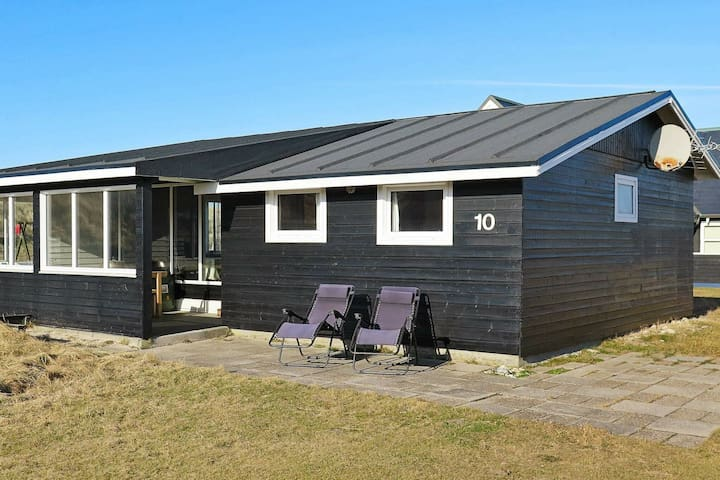 Beckoning Holiday Home in Harboøre near Sea