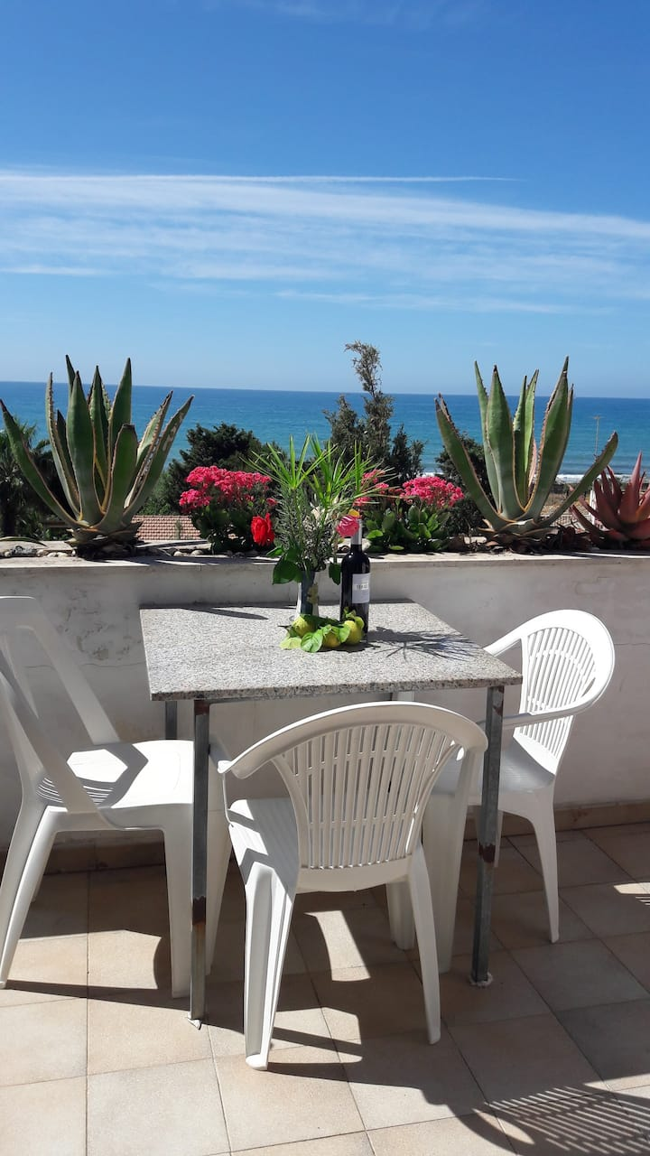Eden Village - Holiday apartment with seaview