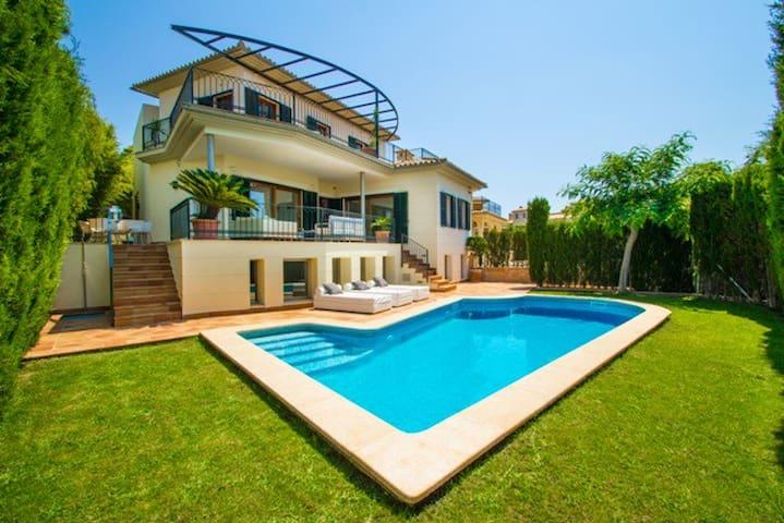 Villa de lujo en Palma de Mallorca. - Palma - Villa