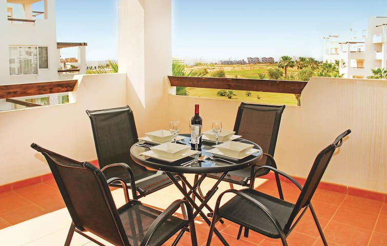 Holiday apartment with 2 bedrooms on 36 m² in Roldán
